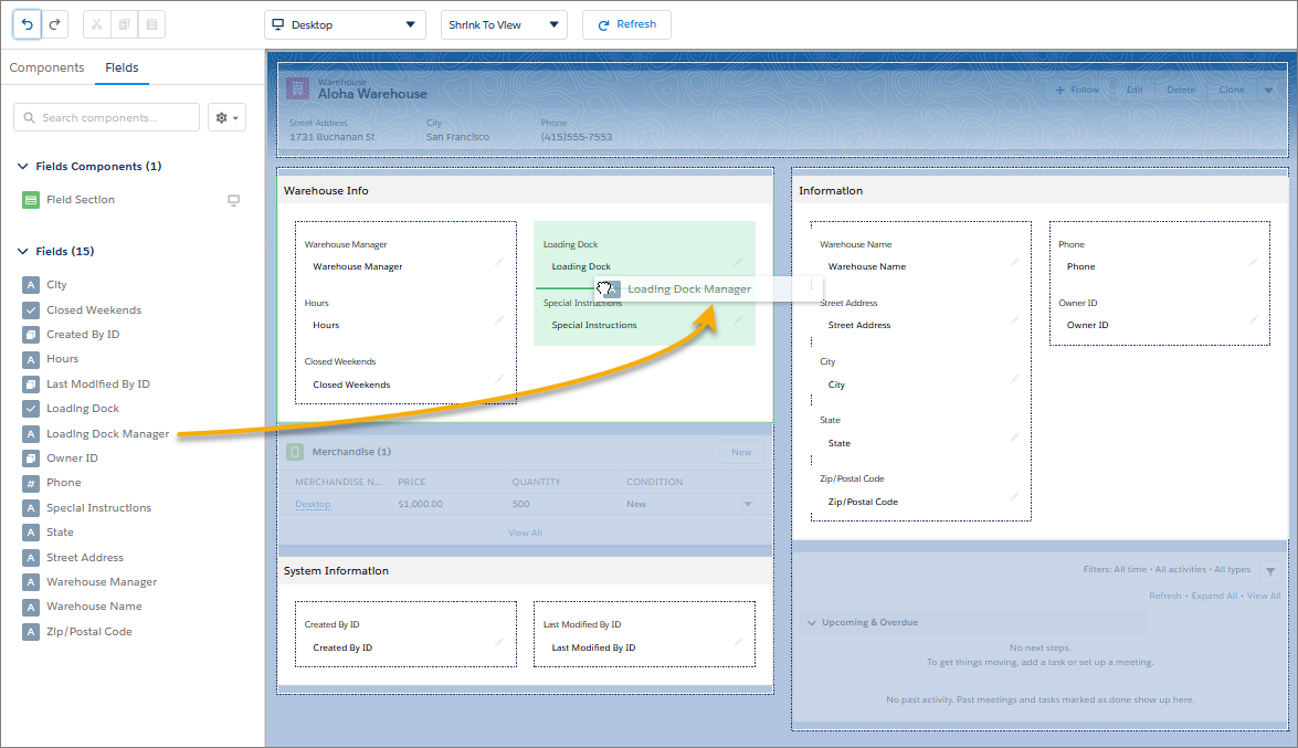 Dynamic forms in Salesforce Summer '20 Release